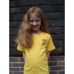 Sandhurst PE T-Shirt with Logo