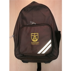 Sandhurst Infant Backpack with Logo