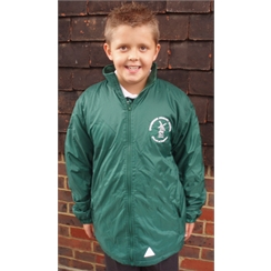 Cranbrook Primary Coat with Logo