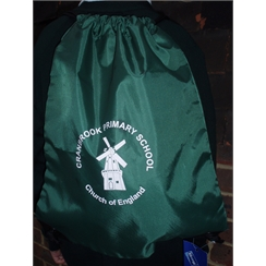 Cranbrook Primary PE Bag with Logo