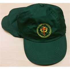 All Saints & St Richards Legionnaire Hat with Logo