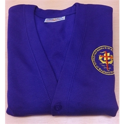ASSR Pupil Leadership Team Cardigan with Logo