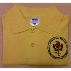 Clearance All Saints & St Richards Polo with Logo