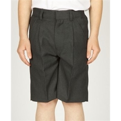 Clearance Junior Grey School Shorts