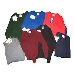Clearance V-Neck School Jumpers