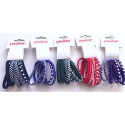 Patterned Hair Bobbles