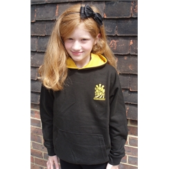 Sandhurst Hoody with Logo