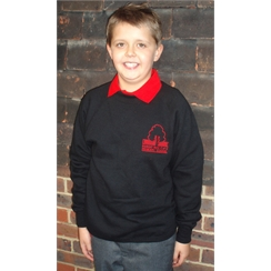 Forest Row Year 6 Sweatshirt with Logo