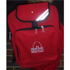 Forest Row Back Pack with Logo