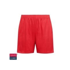Classic Red PE Shorts