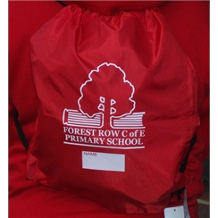 Forest Row PE Bag with Logo