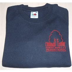 Forest Row Year 6 Clearance Sweatshirt with Logo
