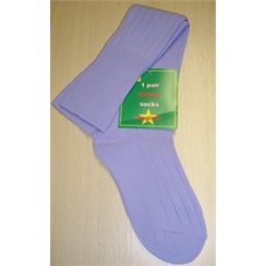 Lilac Games Sock