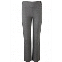Grey Junior Girls Trouser