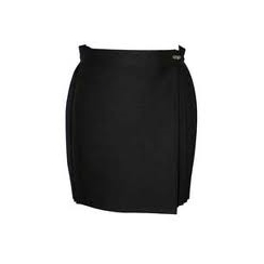 Clearance Black Games Skirt