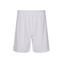 White Microfibre Games Short