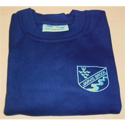 Jarvis Brook Sweatshirt with Logo