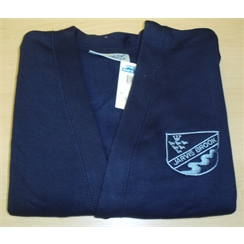 Jarvis Brook Cardigan with Logo