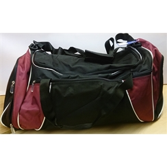 Team Kit Bag in Cranbrook School Colours
