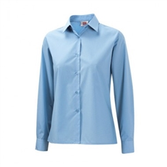 Girls Twin-Pack Blue Blouse