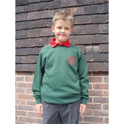 Rotherfield Sweatshirt with Logo