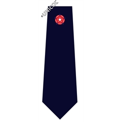 Sackville Clip on Tie with Logo