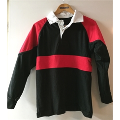 Reversible Rugby Shirt with Sports Logo