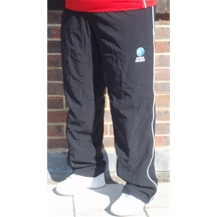 Clearance Black Tracksuit Bottoms with Sport