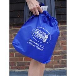 Benenden PE Bag with Logo