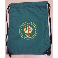 All Saints & St Richards PE Bag with Logo