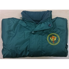All Saints & St Richards Coat with Logo
