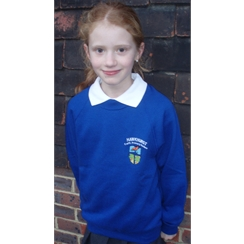 Hawhurst Primary Sweatshirt with Logo