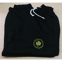 Clearance All Saints & St Richards Jogging Bottoms with Logo