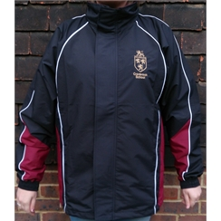 Cranbrook School Rain Jacket with Logo