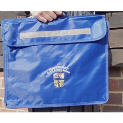 Hawkhurst Primary Book Bag with Logo