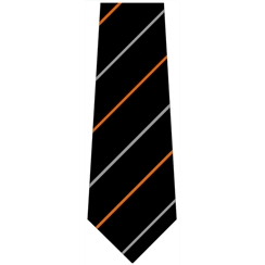 Beacon Years 8-11 Striped Tie