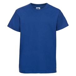 Plain Royal Blue T-shirt