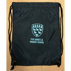 Five Ashes Gym Bag with Logo