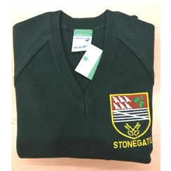 Stonegate Jumper with Logo