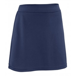 Navy Junior Skort