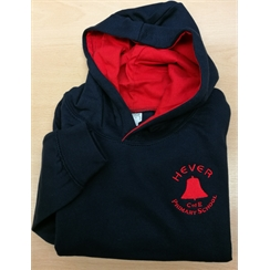 Hever PE Hoody with Logo