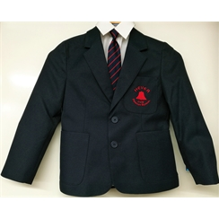 Hever Blazer with Logo (Optional)