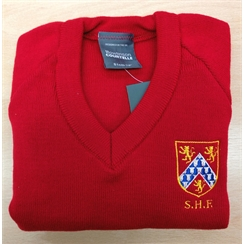 Sir Henry Fermor Knitted Jumper with New Logo