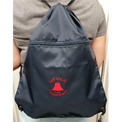 Hever Gym Bag with Logo