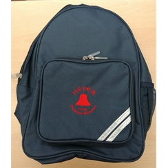 Hever Infant Backpack with Logo