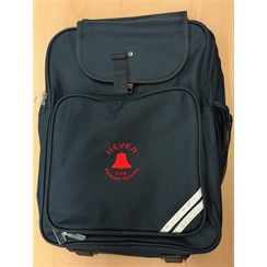 Hever Junior Backpack with Logo