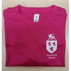 Cranbrook School Scott House PE T-Shirt