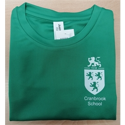 Cranbrook School Webster House PE T-Shirt