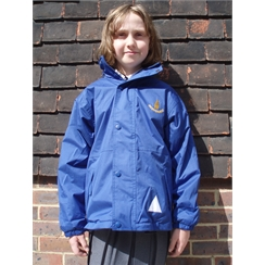 Sissinghurst Primary Coat with Logo