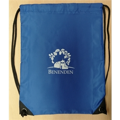 Benenden Gym Bag with New Logo